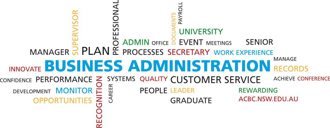 business administration level 3 wish training ltd